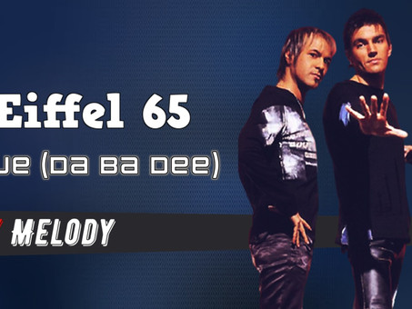 Eiffel 65 - Blue (Da Ba Dee) | Remix By. Renzyx X Febration