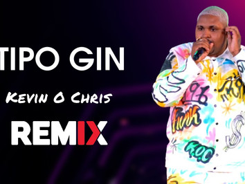 Kevin O Chris - Tipo Gin | Freestyle Remix | By. DJ WS