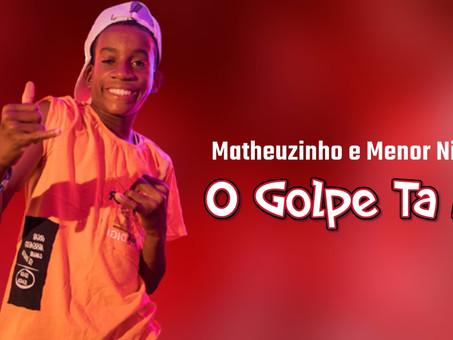 Matheuzinho e Menor Nico - O Golpe Ta Aí   Remix Eletrônica   By. DJ WS
