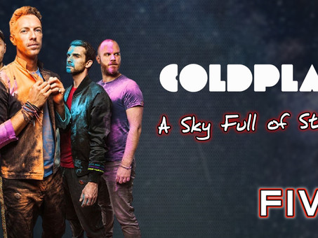 Coldplay - A Sky Full of Stars (Alonso Britto Remix)