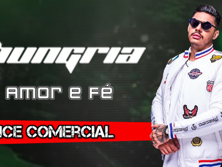 Hungria Hip Hop - Amor e Fé | Dance Comercial | By. Luiz Guilherme Producer [Remix]