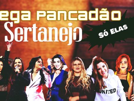 Mega Pancadão Sertanejo | Eletronejo | Sertanejo Remix | Especial Só Elas 02