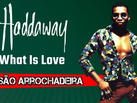 Haddaway - What Is Love | Versão Arrochadeira | By. WANTED [Remix]