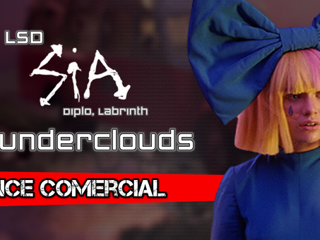 LSD & Sia - Thunderclouds  ft. Diplo, Labrinth| Dance Comercial | By. Alonso Britto [Remix]