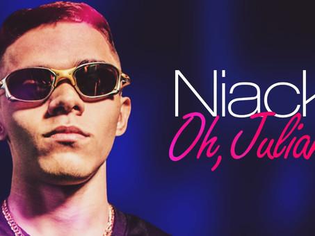 MC Niack - Oh Juliana (DROPR 80's Remix)