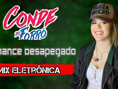 Conde do Forró - Romance Desapegado | Remix Eletrônica | By. DJ Cleber Mix