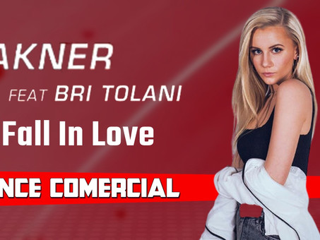 Akner feat. Bri Tolani - Fall In Love | Dance Comercial | By. Giovani Carvalho [Remix]