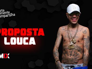 MC Jivas, Max & Luan - Proposta Louca   Eletro Funk   By. DJ Batata CWB Remix