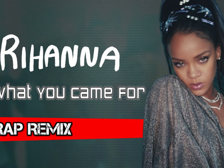 Calvin Harris, Rihanna - Is What You Came For | TRAP Remix