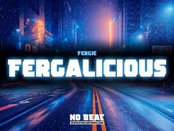 Fergie - Fergalicious | TRAP | By. Cupidon Remix