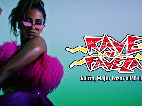 Anitta, Major Lazer e MC Lan - Rave de Favela (DJ Batata CWB Remix)