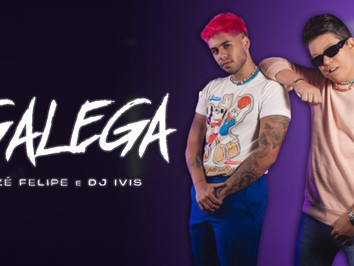 DJ Ivis - Galega | Versão Reggae | By. Cristian Produziu Remix