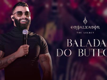 Gusttavo Lima - Balada do Buteco   Sertanejo Remix   By. William Mix
