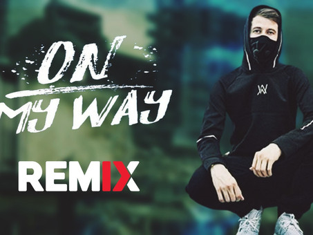 Alan Walker, Sabrina Carpenter & Farruko - On My Way | Versão Pisadinha | By. Ariel Skinny Remix