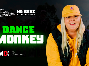 Tones and I - Dance Monkey   Dance Comercial   By. Alonso Britto Remix (Extended)