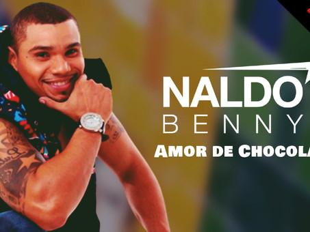 Naldo Benny - Amor de Chocolate   Eletro Funk Remix   By. DJ Cleber Mix