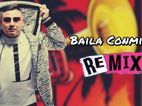 Dayvi Feat.Victor Cardenas,Kelly Ruiz - Baila Conmigo   Musica Eletrônica Extended   By. STIGY Remix