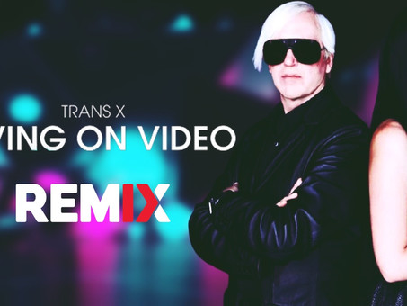 Trans-X - Living On Video [Extended] (Claptone Remix)