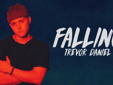 Trevor Daniel - Falling   PSY-TRANCE Remix   By. Lenjix