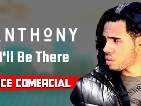 Anthony - I'll Be There | Dance Comercial | By. Weberson [Remix]