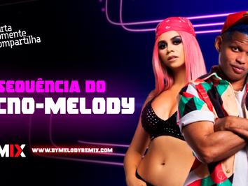 MEGA Sequência Tecno Melody #003 | DJ Junior Sales, Dan Ventura, Romeu, Taty Pink, DJ Meury, | Remix