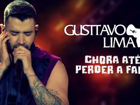Gusttavo Lima - Chora Até Perder a Fala   Sertanejo Remix   By. Vitinho AP