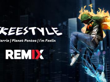 FREESTYLE REMIX #001 - Europe, Planet Pontos, C-ya | Remix 2021