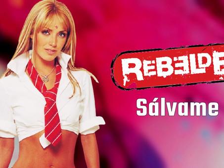 Rebelde - Sálvame | Reggae Remix | By. DJ KCassiano