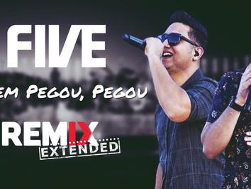Henrique & Juliano - Quem Pegou Pegou   Sertanejo Remix   By. DJ Batata CWB Extended