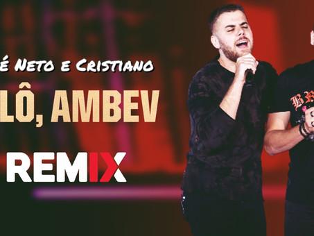 Zé Neto & Cristiano - Alô Ambev | Sertanejo Remix | By. DJ Cleber Mix