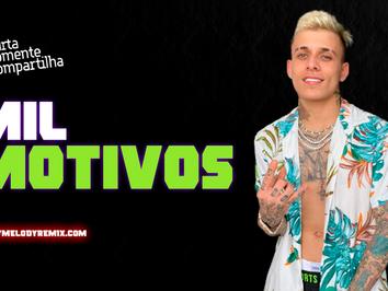 MC Pedrinho - Mil Motivos | Versão Reggae | By. DJ André Marques