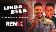 Elias Monkbel & Caio Costta - Linda Bela | Remix Eletrônica | By. William Mix