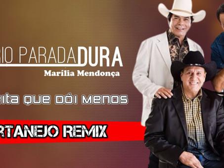 Trio Parada Dura - Aceita Que Dói Menos | Sertanejo Remix | By. William Mix