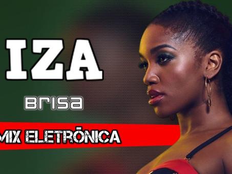 Iza - Brisa   Remix Eletrônica   By. LucasDK (DKMusicBox)