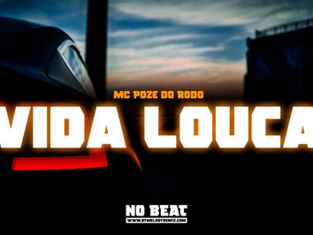 MC Poze do Rodo - Vida Louca   Funk Brazilian Bass   By. Kubi Remix