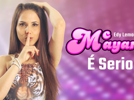 Edy Lemond & Mc Mayara -  É Serio   Eletro Funk Remix   By. DJ Cleber Mix & E.F.B