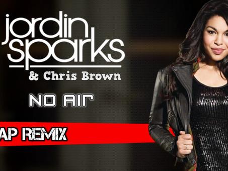 Jordin Sparks & Chris Brown - No Air | TRAP Remix | By. PlunterX