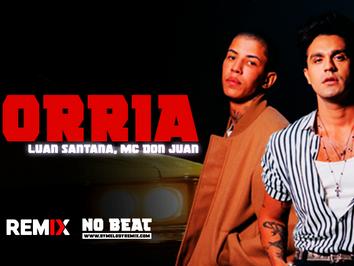 Luan Santana, MC Don Juan - SORRIA   FunkNEJO   By. DJ Garcez Remix
