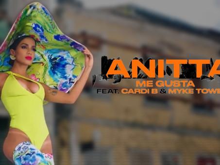 Anitta feat. Card B & Myke Towers - Me Gusta (Molla DJ Remix)