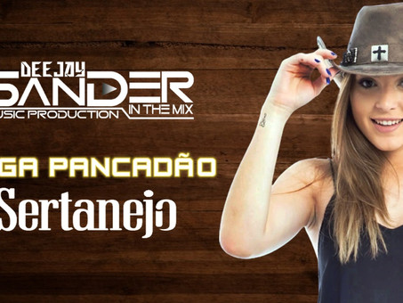 Mega Pancadão Sertanejo | Eletronejo | By. DJ Sander In The Mix