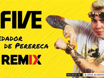 MC Jhey - Predador De Perereca   Eletro Funk Remix   By. William Mix