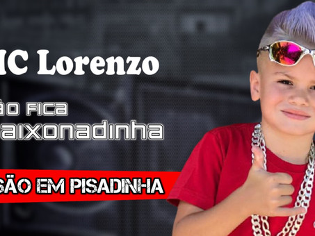 MC Lorenzo - Não Fica Apaixonadinha | Versão em Pisadinha | By. DJ Wagner Araújo [Remix]
