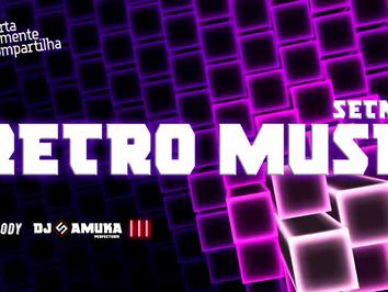 SET MIX   Retrô Music Remix   As Melhores Musicas Para Tocar Em Festas #05
