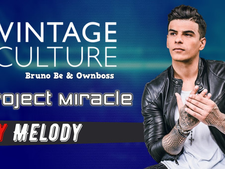Vintage Culture, Bruno Be & Ownboss - Project Miracle (LUIFER Rework)