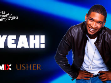 Usher - Yeah! | Musica Eletrônica | By. LUSSO x Redliners Remix (Extended)