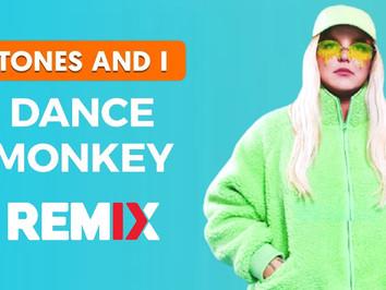 Tone And I - Dance Monkey | Versão Tecno Melody | By. DJ Manoel Mix Remix
