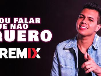 Vitor Fernandes - Vou Falar Que Não Quero | Sertanejo Remix | By. DJ Cleber Mix