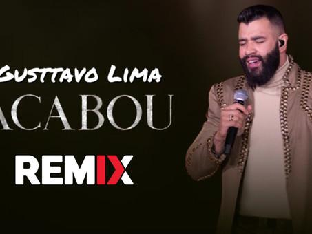 Gusttavo Lima - Acabou | Sertanejo Remix | By. William Mix