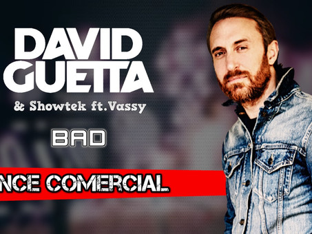 David Guetta & Showtek feat. VASSY - BAD | Dance Comercial | By. ÁLLEF FERREIRA [Remix]