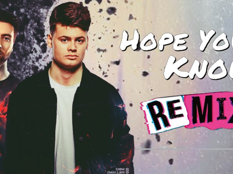 Mike Williams & Jonas Aden - I Hope You Know | TRAP Remix | By. Vokun